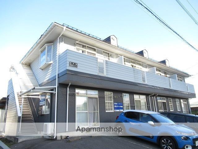 岩手県紫波郡矢巾町、矢幅駅徒歩8分の築25年 2階建の賃貸アパート