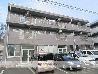 岩手県盛岡市の築20年 3階建の賃貸アパート