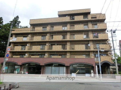 岩手県盛岡市の築30年 6階建の賃貸マンション