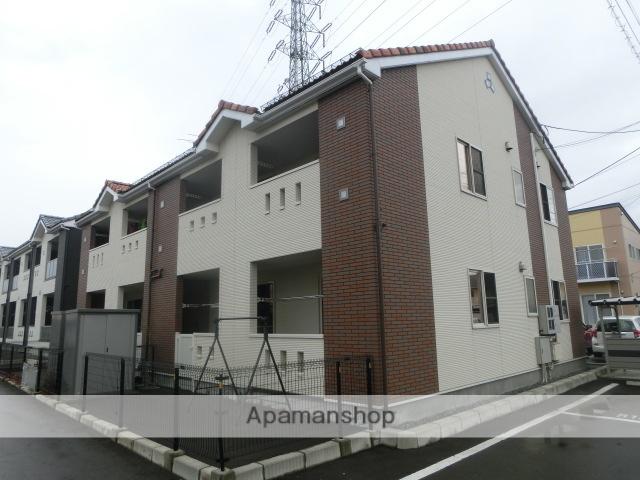 岩手県盛岡市の築5年 2階建の賃貸アパート
