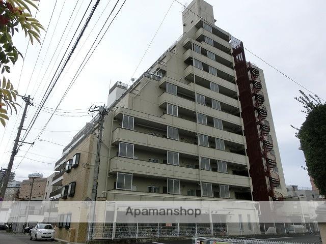 岩手県盛岡市、盛岡駅徒歩7分の築32年 11階建の賃貸マンション