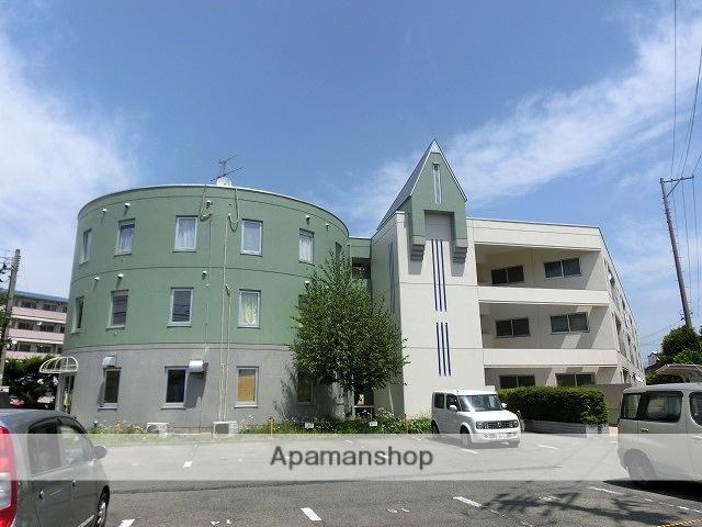 岩手県盛岡市、盛岡駅徒歩15分の築27年 3階建の賃貸マンション
