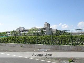 岩手県立不来方高等学校 1122m