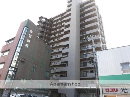 岩手県盛岡市の築20年 14階建の賃貸マンション
