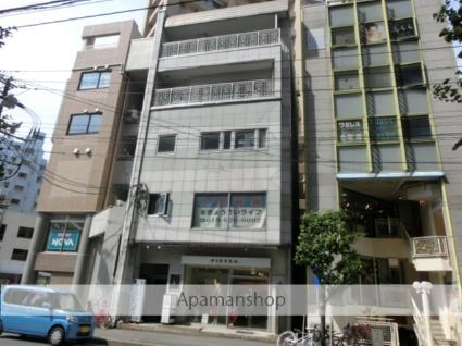 岩手県盛岡市、盛岡駅徒歩6分の築28年 5階建の賃貸マンション