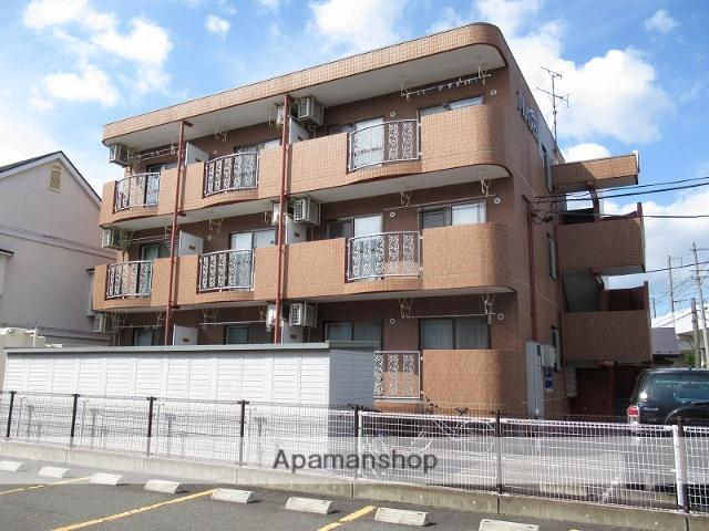 岩手県盛岡市の築17年 3階建の賃貸マンション