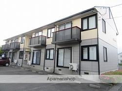 岩手県紫波郡矢巾町、矢幅駅徒歩11分の築19年 2階建の賃貸アパート