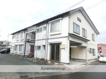 岩手県盛岡市の築41年 2階建の賃貸アパート