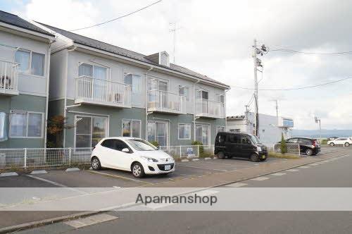 岩手県滝沢市の築25年 2階建の賃貸アパート