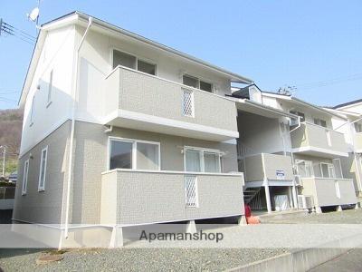岩手県盛岡市の築23年 2階建の賃貸アパート