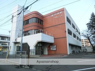 岩手県盛岡市の築38年 3階建の賃貸マンション