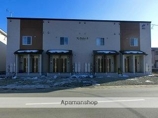 岩手県紫波郡矢巾町、矢幅駅徒歩5分の築3年 2階建の賃貸アパート