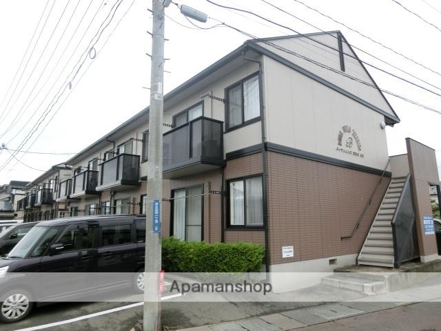 岩手県盛岡市の築20年 2階建の賃貸アパート
