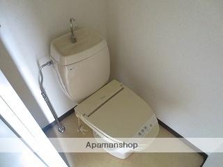 岩手県盛岡市稲荷町[1K/17.15m2]のトイレ