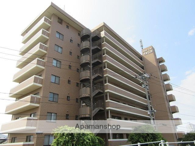 岩手県盛岡市の築19年 9階建の賃貸マンション