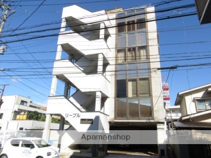 岩手県盛岡市の築38年 4階建の賃貸マンション