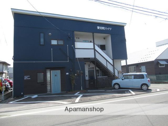 岩手県盛岡市の築43年 2階建の賃貸アパート