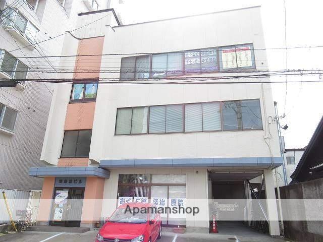 岩手県盛岡市の築40年 3階建の賃貸マンション