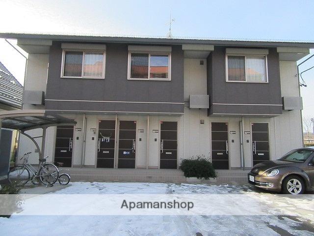岩手県盛岡市、盛岡駅徒歩15分の築2年 2階建の賃貸アパート