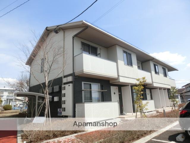 岩手県盛岡市、青山駅徒歩16分の築2年 2階建の賃貸アパート