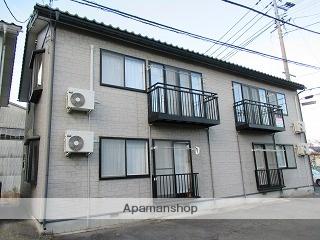 岩手県盛岡市、青山駅徒歩4分の築17年 2階建の賃貸アパート