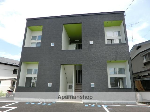 岩手県盛岡市の築1年 2階建の賃貸アパート