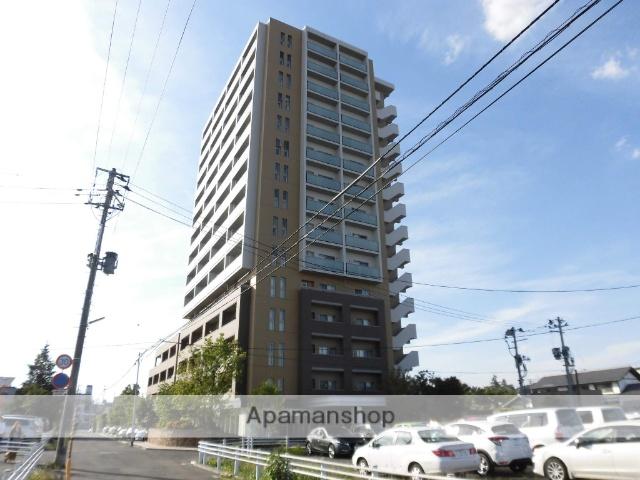 岩手県盛岡市の築2年 15階建の賃貸マンション