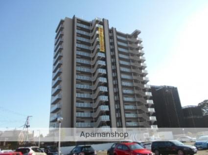 岩手県盛岡市の新築 15階建の賃貸マンション