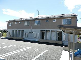 岩手県岩手郡滝沢村の築1年 2階建の賃貸アパート