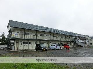岩手県花巻市、花巻空港駅徒歩9分の築33年 2階建の賃貸アパート