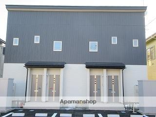 岩手県盛岡市、青山駅徒歩11分の新築 2階建の賃貸アパート