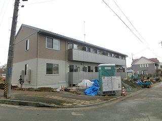 岩手県盛岡市、仙北町駅徒歩10分の新築 2階建の賃貸アパート