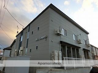 岩手県盛岡市、青山駅徒歩7分の新築 2階建の賃貸アパート