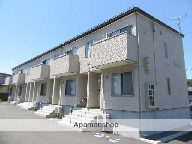 岩手県盛岡市、山岸駅徒歩10分の新築 2階建の賃貸アパート