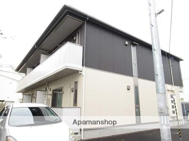 岩手県盛岡市、盛岡駅徒歩30分の新築 2階建の賃貸アパート