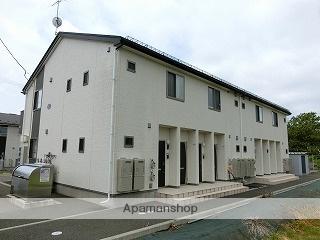 岩手県岩手郡滝沢村、巣子駅徒歩18分の新築 2階建の賃貸アパート