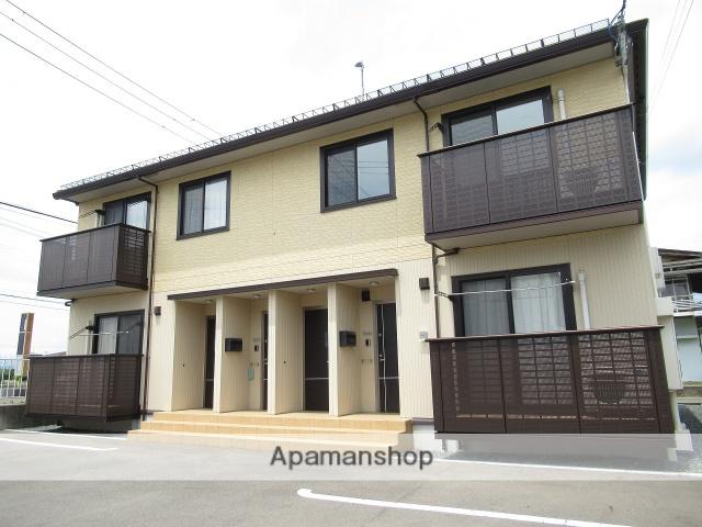岩手県紫波郡矢巾町の新築 2階建の賃貸アパート