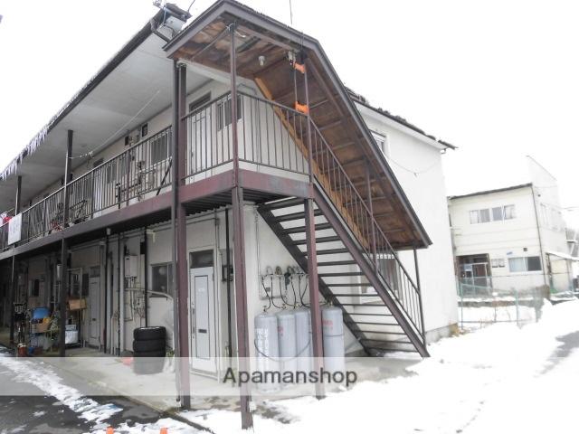 岩手県盛岡市の築36年 2階建の賃貸アパート