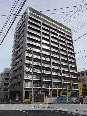 岩手県盛岡市、盛岡駅徒歩23分の築4年 14階建の賃貸マンション