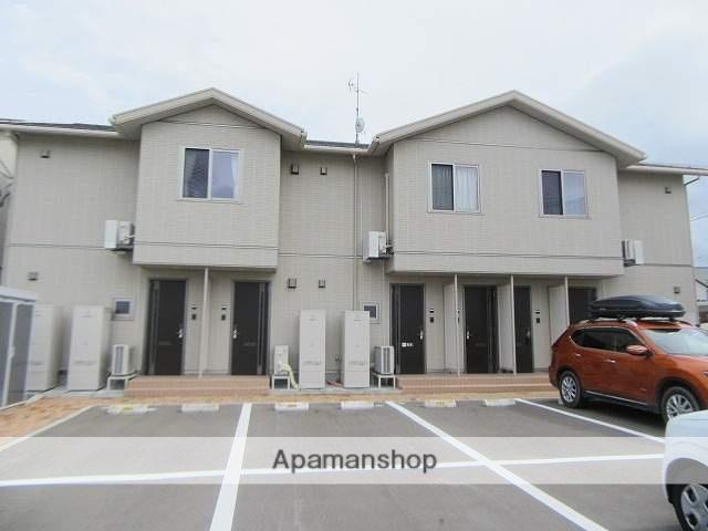 岩手県紫波郡矢巾町、矢幅駅徒歩5分の新築 2階建の賃貸アパート