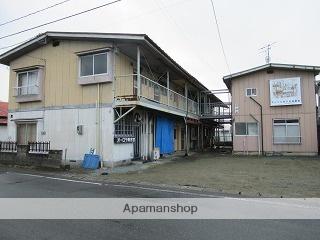 岩手県盛岡市の築45年 2階建の賃貸アパート