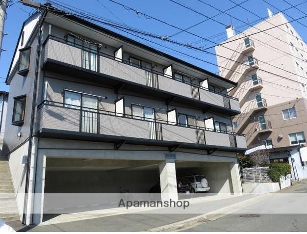 岩手県盛岡市、青山駅徒歩15分の築21年 2階建の賃貸アパート