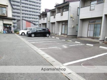 岩手県盛岡市夕顔瀬町[2DK/68m2]の駐車場
