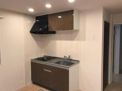 シャインガーデン[1R/28.54m2]のキッチン2