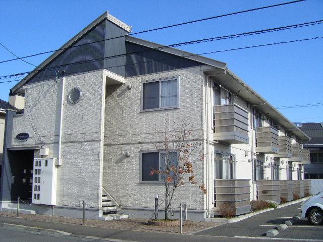 岩手県盛岡市の築6年 2階建の賃貸テラスハウス