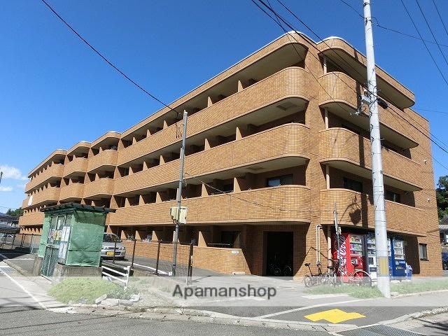岩手県盛岡市の築26年 4階建の賃貸マンション