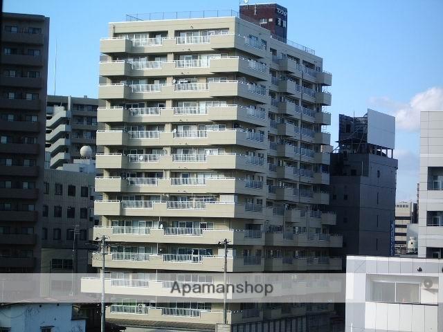 岩手県盛岡市、盛岡駅徒歩7分の築37年 13階建の賃貸マンション