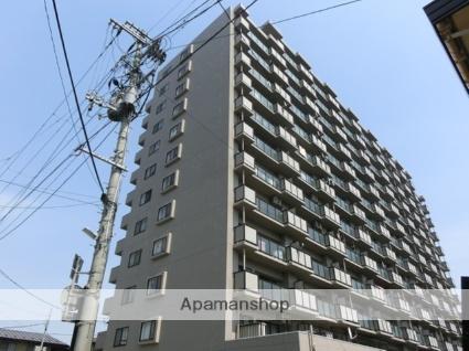 岩手県盛岡市の築22年 13階建の賃貸マンション