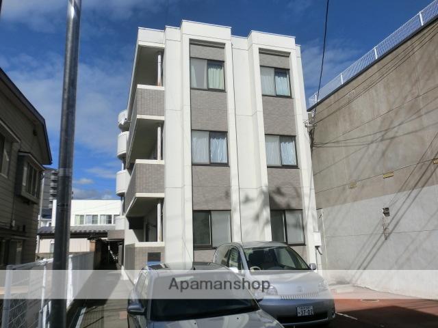 岩手県盛岡市、盛岡駅徒歩9分の築19年 3階建の賃貸マンション