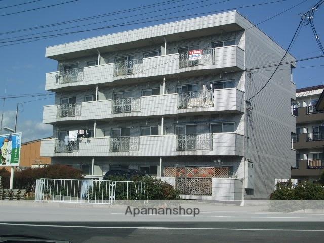 岩手県盛岡市の築24年 4階建の賃貸マンション